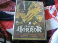 Classic Horror 5 Movies [DVD Region 1 NTSC] Vincent Price Christopher Lee