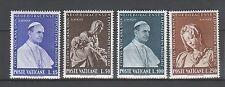Vatikan Nr.  450-53  **  Weltausstellung in New York
