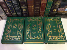 The Works of L. Frank Baum - all 3 volumes - leather - 14 Oz novels, 7 others