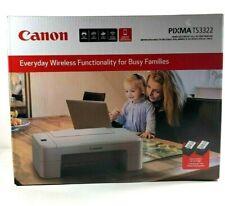 Canon Pixma Ts3322 Wireless Inkjet All In One Printer Brand New