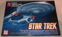 AMT Star Trek USS Enterprise NCC-1701-C 1:2500 scale plastic model kit new 661