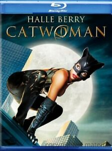 Catwoman (Halle Berry, Benjamin Bratt, Sharon Stone) New Region B Blu-ray