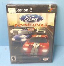 Ford Racing 2 (Sony PlayStation 2, 2003) BRAND NEW FACTORY SEALED