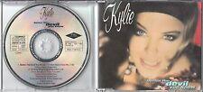 Kylie Minogue  CD-SINGLE BETTER THE DEVIL YOU KNOW  (c) 1989 PWL