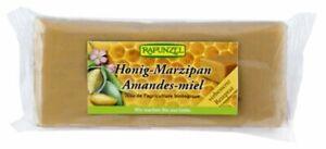 KS (29,40/kg) 2x Rapunzel Honig Marzipan bio 250 g