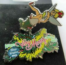 Disney Pin WDW MVMCP 2003 Tinker Bell Tree Topper LE 2500 AS IS #26871
