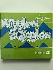 Kindermusik Our Time Wiggles & Giggles Home Children's Songs - 2 CD - NEW,Sealed