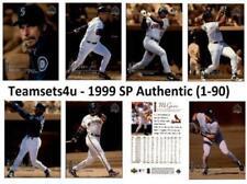 Carte collezionabili baseball, - senza marca/generico-Stagione 1999