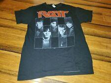 1987 RATT Dancing Undercover World Tour Shirt  tshirt XL rock vintage