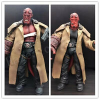 Wounded Hellboy 6'' Anime PVC New Box Model Action Figure Toys