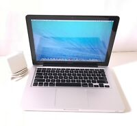 "MacBook Pro 13"" - 250 GB HDD - 4 GB RAM - Core 2 Duo - 2.4GHz - C154"