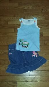 Girls Gymboree Outfit Size 6