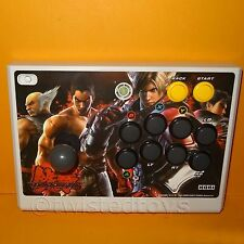 Xbox 360 Hori tekken 6 sans fil fighting stick fightstick arcade controller