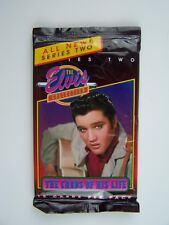 Elvis Presley The Cards Of His Life Series Two Cellophane Pack Unopened Sealed
