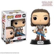 Star Wars - Rey Episode VIII The Last Jedi Pop! Vinyl Funko