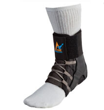 Active Innovations Pro-Med Unisex Lace Up Ankle Brace Support -Medium