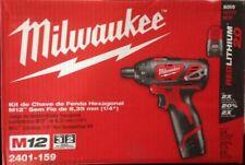 Milwaukee 2401-159 M12 Cordless 1/4