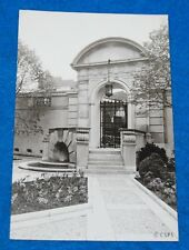 Garden The Christian Science Publishing House Boston Mass Postcard, 1947