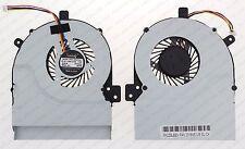 ASUS K55A A55A K55VD R500V K55VM K55VJ U57A CPU FAN 13GN8910P010-1 de enfriamiento B28