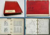 O&K V50 V80 A41 A50 Stapler Bedienung Betriebsanleitung Wartung Ersatzteilliste