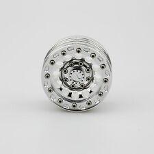 "ALIENTAC One(1) 1.9"" Wide 1"" Alloy Beadlock Wheel Rim for 1/10 RC Model #026X1"