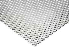"Alloy 3003 Perforated Aluminum Sheet- .063 x 48"" x 120"""