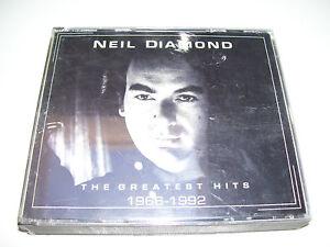 Neil Diamond - The Greatest Hits 1966 - 1992 * AUSTRIA 2CD Box 1992 *
