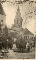 71 - cpa - PARAY LE MONIAL - La basilique