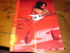 LENNY KRAVITZ BAPTISM!!!!!!RARE FRENCH PRESS/KIT/POSTER
