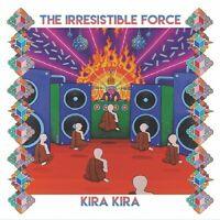 KIRA KIRA - IRRESISTIBLE FORCE   CD NEW
