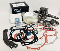 Raptor 700 Motor Engine Parts Rebuild Kit Complete Top Bottom End Crank JE CP
