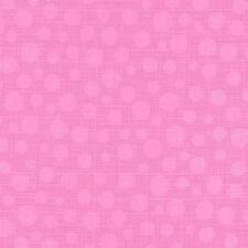 Michael Miller Hash Dot CX6699 Rose Cotton Fabric