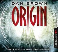 Origin von Dan Brown (04.10.2017, Hörbuch)