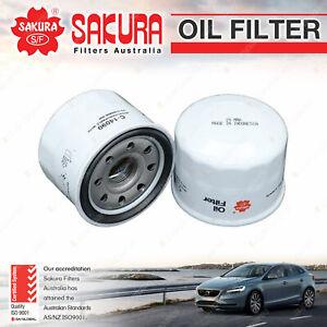 Sakura Oil Filter for Suzuki Celerio LF 1.0L 3Cyl Petrol 02/2015-ON