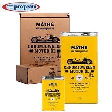 Mathy ® Mathé cromjuwelen olio motore 20w -50 Set 6 litri prezzo speciale