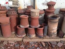 Reclaimed / Second-hand Chimney Pots (£30 - small, £50 - large)