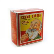 Cella Crema Sapone Da Barba Extra Purissima 1kg Rasatura Originale Con Sigillo