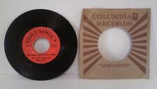 """Kitty Kallen If I Give My Heart To You/The Door That Won't Open 45 RPM Vinyl 7"""""""