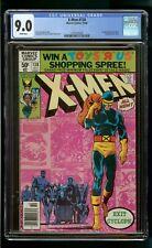 X-MEN #138 (1980) CGC 9.0 1st PRINT WHITE PAGES