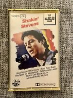 Shakin' Stevens - Shakin' Stevens (1982, Die Weisse Serie, Teldec)