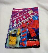 1984 Buddy L Robotron Motorized Truck Gobot Type Robot MOC Carded Sealed FREESHP
