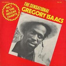 Gregory Isaacs(CD Album)The Sensational-Burning Sounds-CDBS 555-UK-1996-New