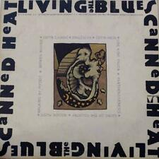 Canned Heat Living The Blues Used Vinyl LP