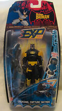 The Batman EXP Criminal Capture Batman Action Figure 2005 Mattel NEW