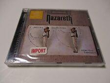 NAZARETH - Exercises CD Rare OOP German Import 2002 NEW