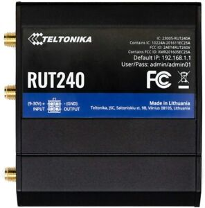 Teltonika RUT240 Verizon Version