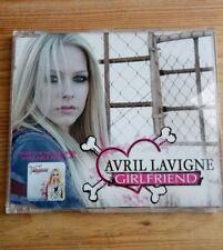 Avril Lavigne Girlfriend CD