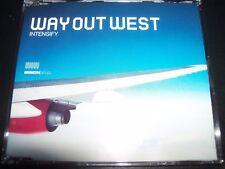 Way Out West Intensify Australian Remixes CD Single – Like New