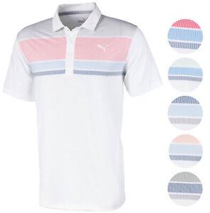 Puma Roadmap Polo Golf Shirt 595788 Men's New - Choose Color & Size