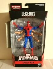 HASBRO MARVEL LEGENDS KINGPIN B.A.F SERIES SIX ARMED SPIDER-MAN(PETER PARKER)